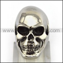 Fashion Stainless Steel Skull Ring   r003563