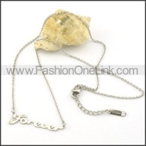 Chic FOREVER Necklace     n000460
