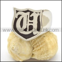 Fashion Stainless Steel Casting Ring r002361