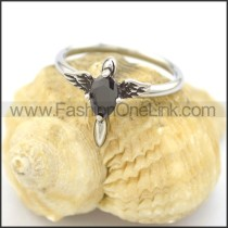 Graceful Stone Ring  r002074