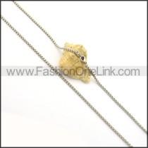 Chic Interlocking Small Chain n000970