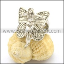 Stainless Steel Casting Ring  r002585