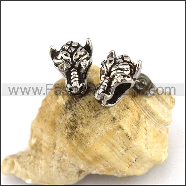 Vivid Animal Earrings   e001131