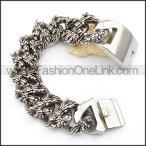 Stainless Steel Animal Bracelet b000563