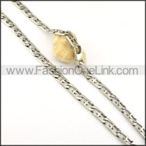 Hot Selling Stamping Necklace    n000319