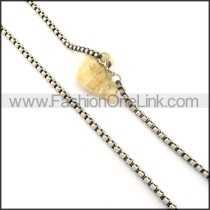 Good Quality Staming Necklace n000349