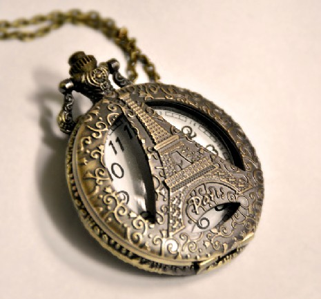 Vintage Pocket Watch Chain PW000274