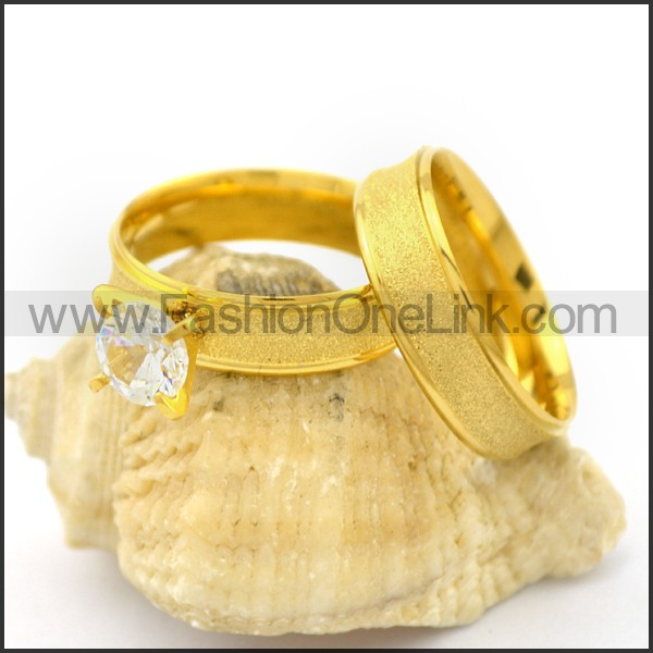 Graceful Popular Stainless Steel Ring  r002648