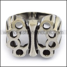 Stainless Steel Casting Ring  r003718