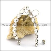 Chic Sparkle Stone Earrings       e001099