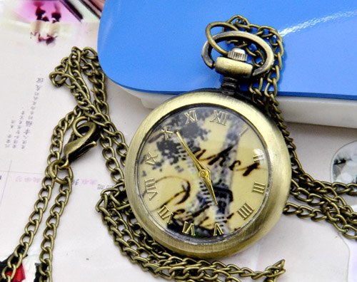 Vintage Pocket Watch Chain PW000290