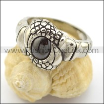 Exquisite Stainless Steel Ring  r001682