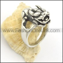 Exquisite Stainless Steel Ring r001503