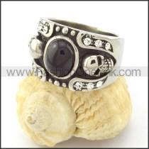 Vintage Stone Ring r001152