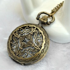 Vintage Pocket Watch Chain PW000194