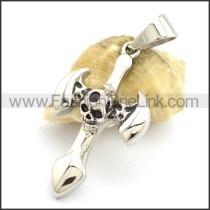 Hot Selling Stainless Steel Casting Pendant  p002228