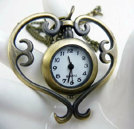Vintage Pocket Watch Chain PW000322