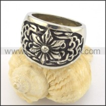 Exquisite Stainless Steel Ring r001455