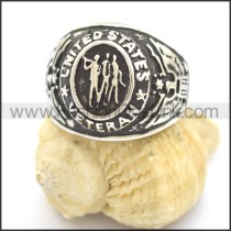 Delicate Casting Stainless Steel Ring   r002391