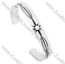 Elegant Stainless Steel Bangles - JB350055