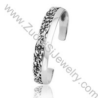 Extraordinary Stainless Steel Bangles - JB350023
