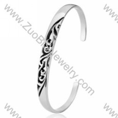 Special Stainless Steel Bangles - JB350019
