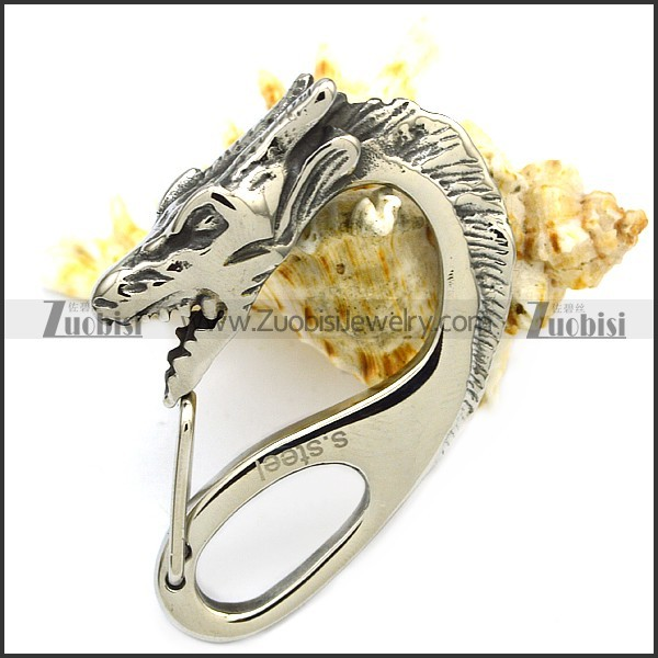 Wolf Dragon Skull Tiger Boy and Lion Clasp