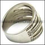 CNC Ring for women r006570