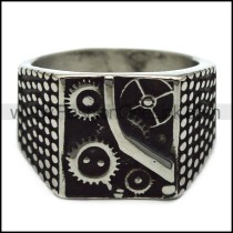 mechanical movement ring for engineer r005603