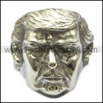 Donald Trump stainless steel ring r005631
