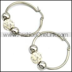 Stainless Steel Earring e001652