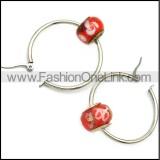 Stainless Steel Earring e001653