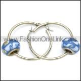 Stainless Steel Earring e001656