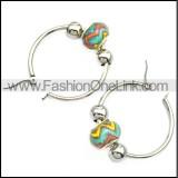 Stainless Steel Earring e001650