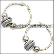 Stainless Steel Earring e001648