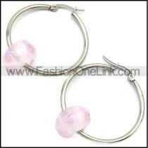 Stainless Steel Earring e001654
