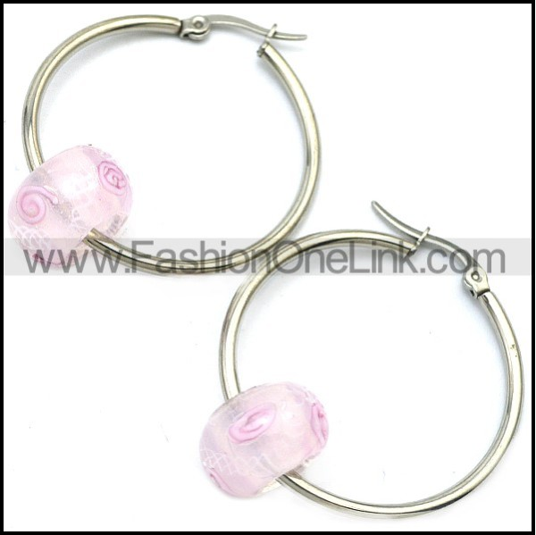 Stainless Steel Earring e001654
