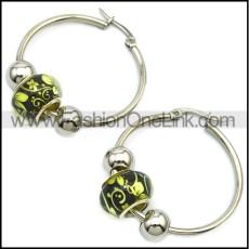 Stainless Steel Earring e001651