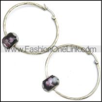 Stainless Steel Earring e001657
