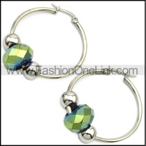Stainless Steel Earring e001647