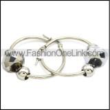 Stainless Steel Earring e001643