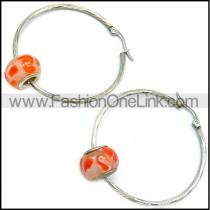 Stainless Steel Earring e001658