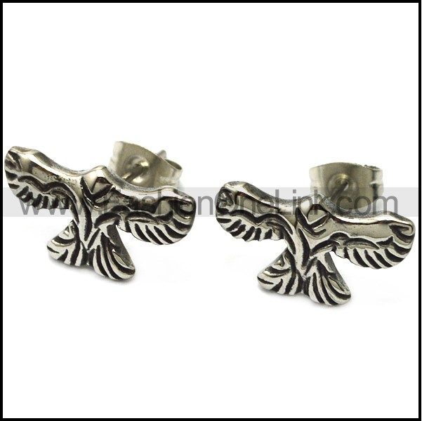 Stainless Steel Earring e001749