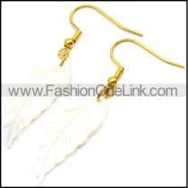 Stainless Steel Earring e001736