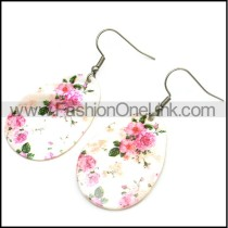 Stainless Steel Earring e001737