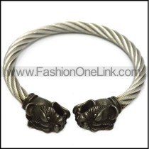 Stainless Steel Bangles b008660