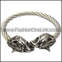 Stainless Steel Bangles b008662
