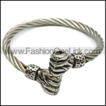 Stainless Steel Bangles b008654