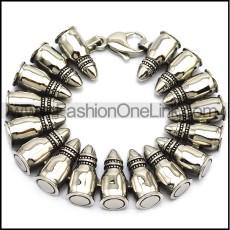 Stainless Steel Bracelets b008808