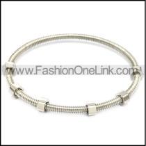 Stainless Steel Bangles b008743